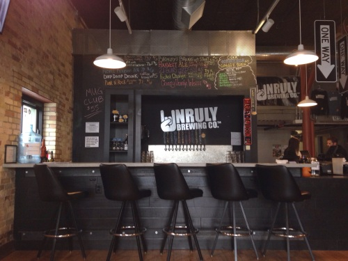 Unruly brewing co
